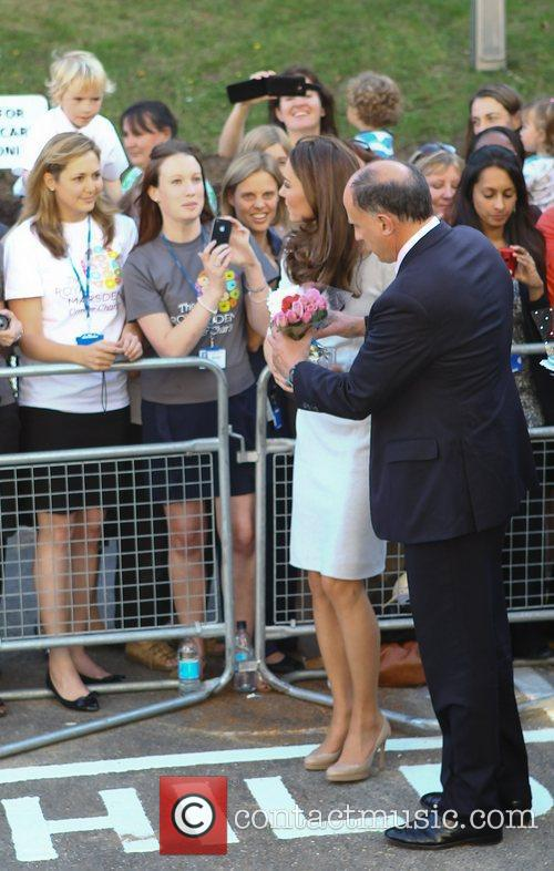 Duchess and Prince William 9