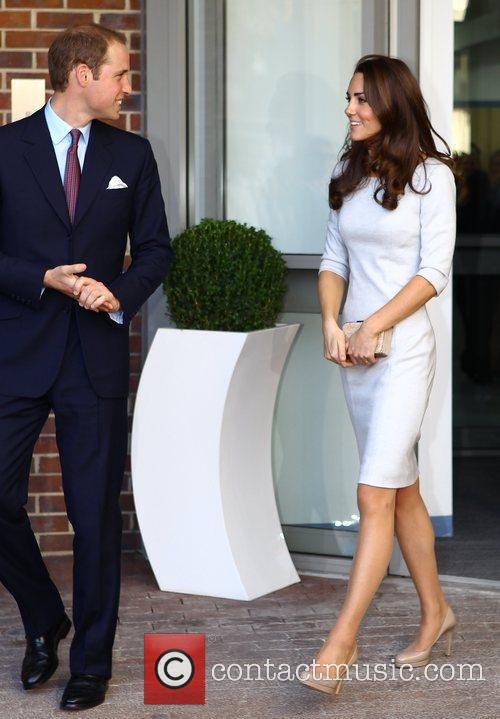 Duchess and Prince William 1