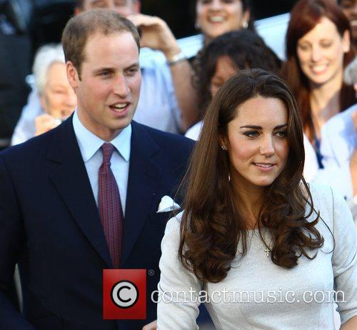 Duchess and Prince William 6