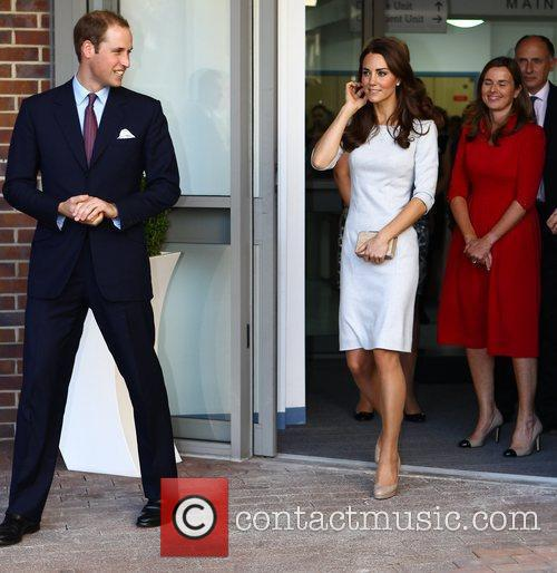 Duchess and Prince William 10