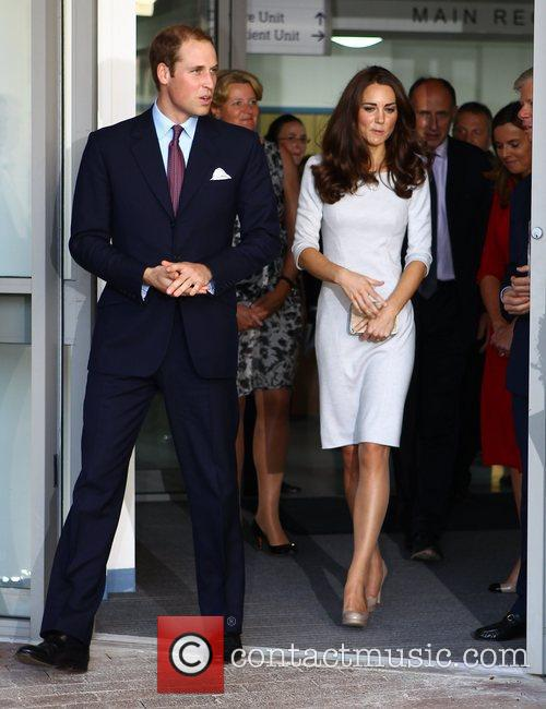 Duchess and Prince William 11