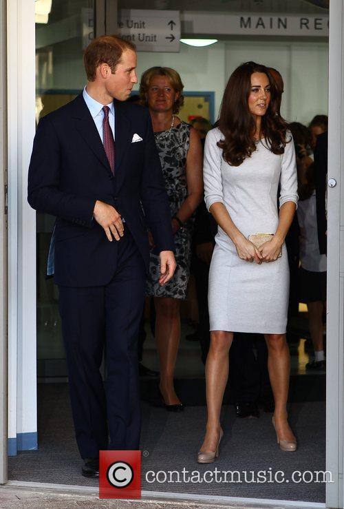 Duchess and Prince William 5