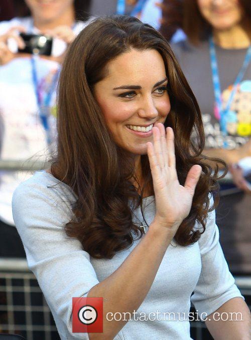 Catherine, Duchess of Cambridge  The opening of...