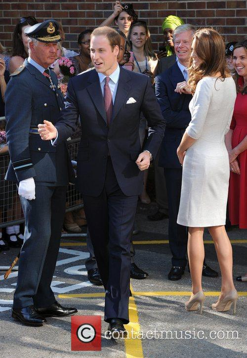 Duchess and Prince William 24