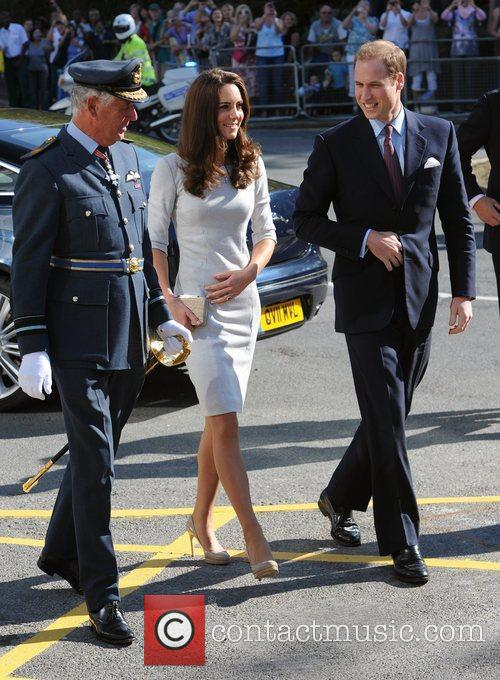 Duchess and Prince William 12