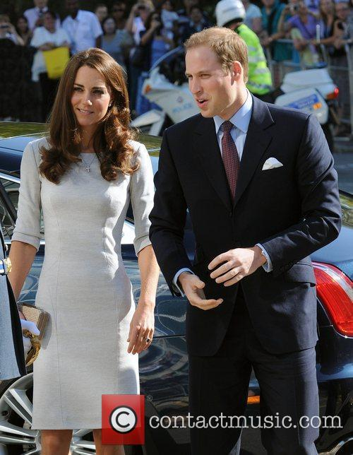 Duchess and Prince William 20