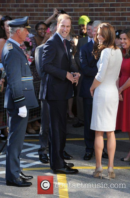 Duchess and Prince William 19