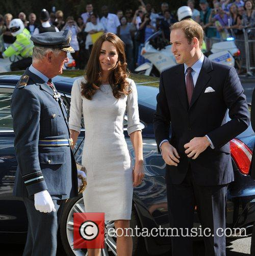 Duchess and Prince William 15