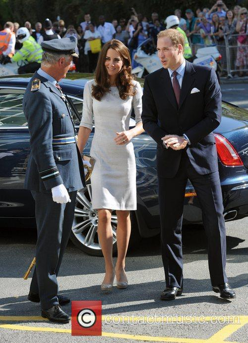 Duchess and Prince William 14