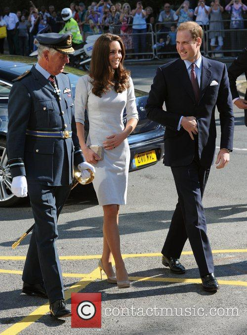 Duchess and Prince William 16