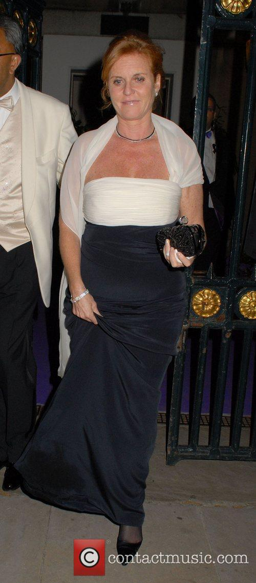 The Caudwell Children's Butterfly Ball held at Banqueting...