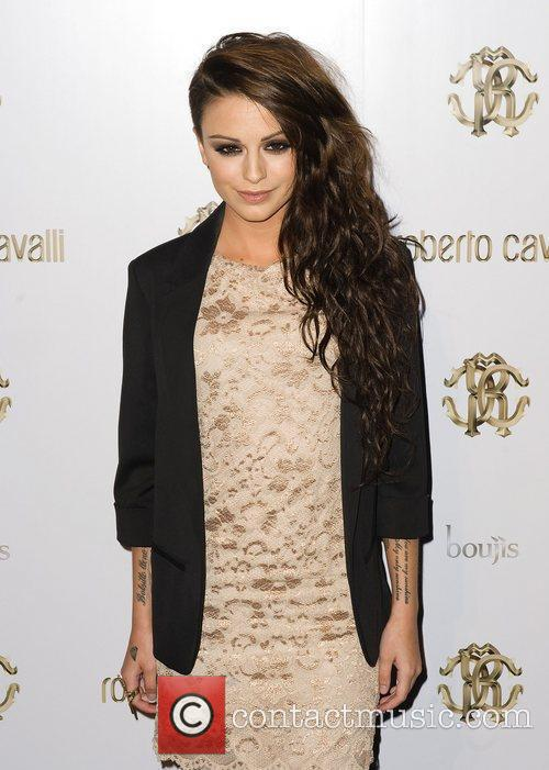 Cher Lloyd and London Fashion Week 4