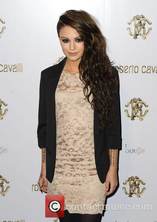 Cher Lloyd and London Fashion Week 7