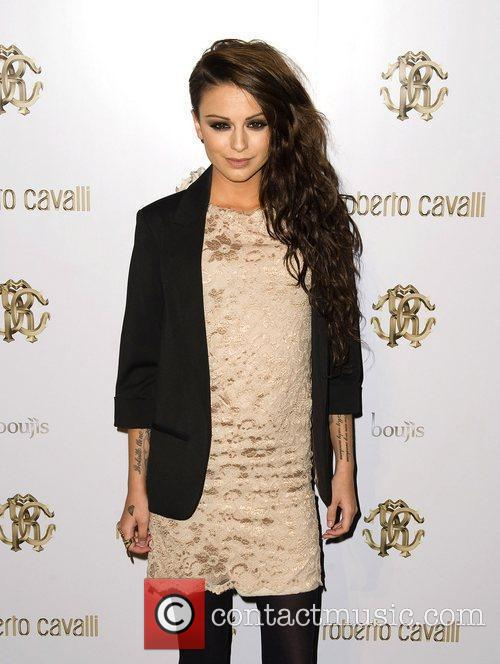Cher Lloyd and London Fashion Week 6