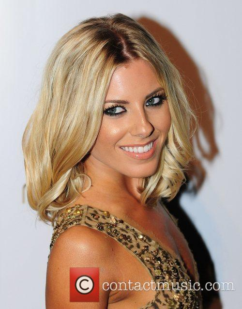 Mollie King, The Saturdays and London Fashion Week 4