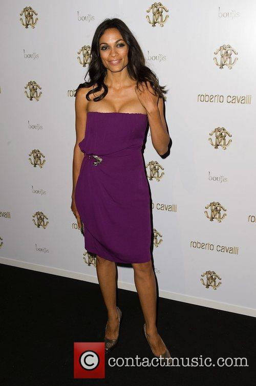 Rosario Dawson, The Saturdays and London Fashion Week 1