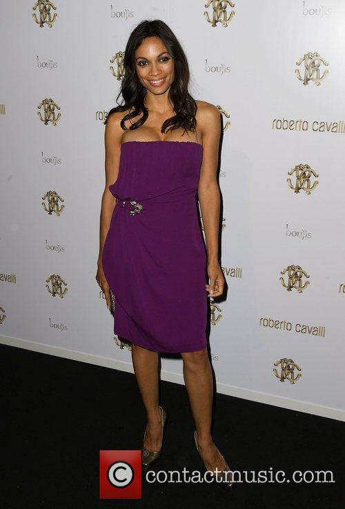 Rosario Dawson, The Saturdays and London Fashion Week 2