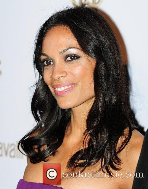 Rosario Dawson, The Saturdays and London Fashion Week 3