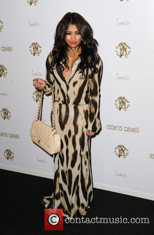 Vanessa White, The Saturdays and London Fashion Week 1