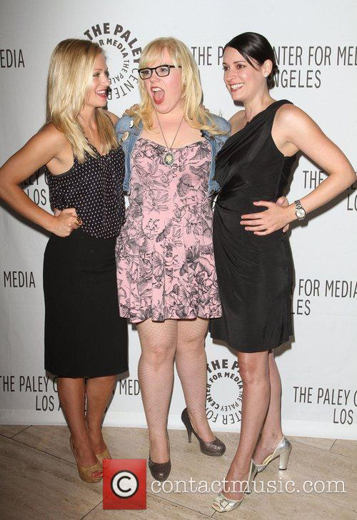 A.j. Cook, Kirsten Vangsness and Paget Brewster 8