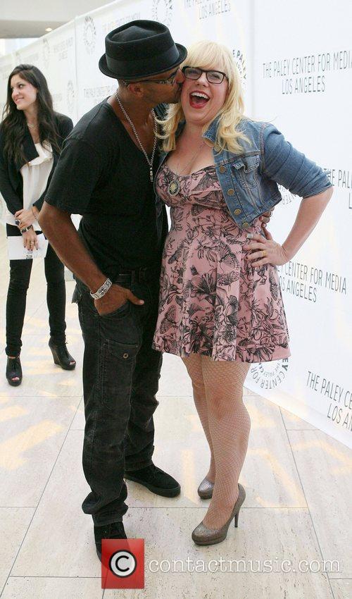 Shemar Moore and Kirsten Vangsness 10