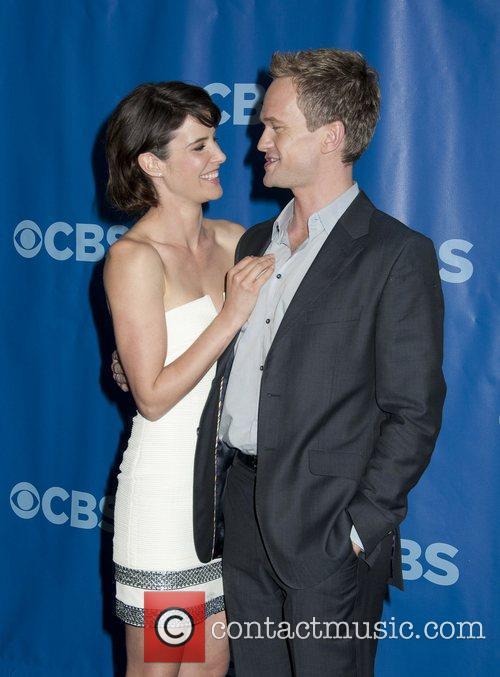 Cobie Smulders, Neil Patrick Harris 2011 CBS Upfront...