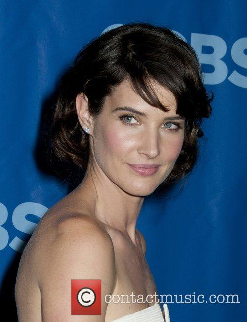 Cobie Smulders 2011 CBS Upfront held at the...