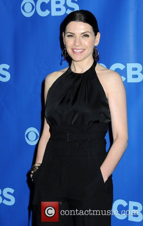 Julianna Margulies 2011 CBS Upfront held at the...