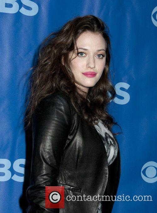 Kat Dennings 2011 CBS Upfront held at the...
