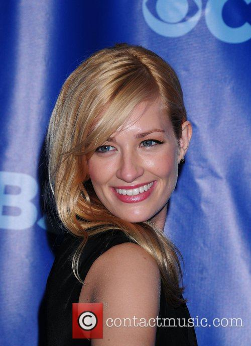 Beth Behrs 2011 CBS Upfront held at the...
