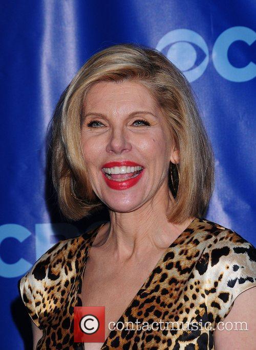 Christine Baranski 2011 CBS Upfront held at the...