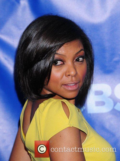 Taraji P. Henson 2011 CBS Upfront held at...
