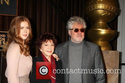 Cecil B. DeMille Award Honoree Announcement at the...