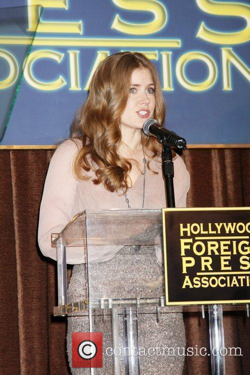 Amy Adams and Beverly Hilton Hotel 5