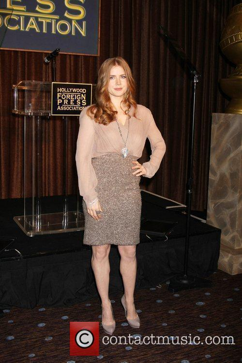Amy Adams and Beverly Hilton Hotel 6