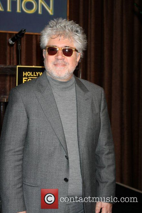 Pedro Almodovar and Beverly Hilton Hotel 3