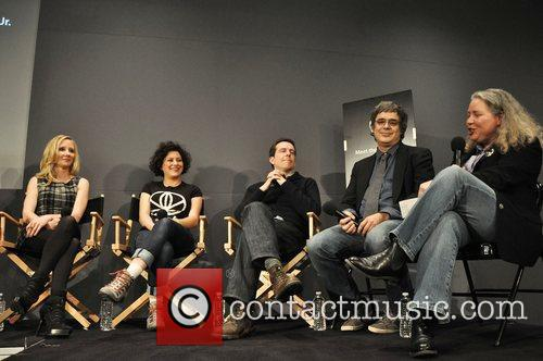 Anne Heche, Alia Shawkat, Ed Helms, Miguel Arteta and Rapids 1