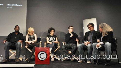 Anne Heche, Alia Shawkat, Ed Helms, Miguel Arteta and Rapids