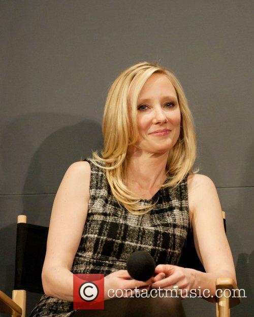 Anne Heche and Rapids 11