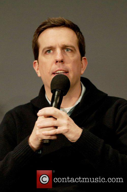Ed Helms and Rapids 1