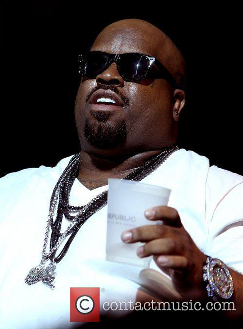 Cee Lo Green performs during Jack Daniel's Tennessee...