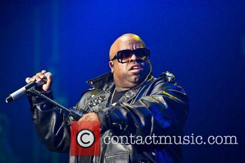 Cee Lo Green performing live at Wembley Arena...