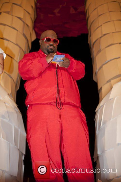 Cee-lo Green and Celebration 5