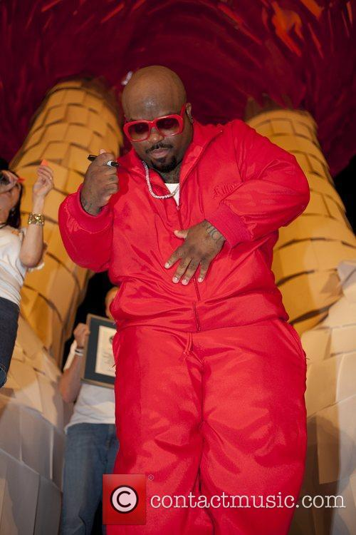 Cee-Lo Green and Celebration 18