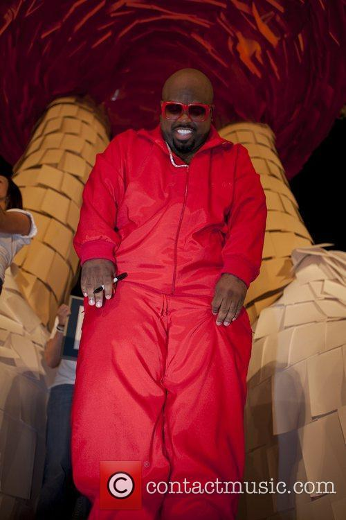 Cee-lo Green and Celebration 2