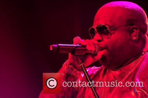 Cee Lo Green performing live at O2 Academy...