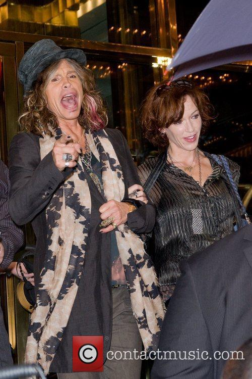 Steven Tyler, Erin Brady and Manhattan Hotel 4