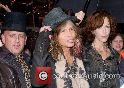 Steven Tyler, Erin Brady and Manhattan Hotel 7