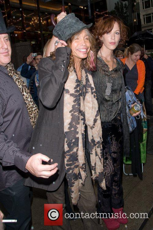 Steven Tyler, Erin Brady and Manhattan Hotel 2