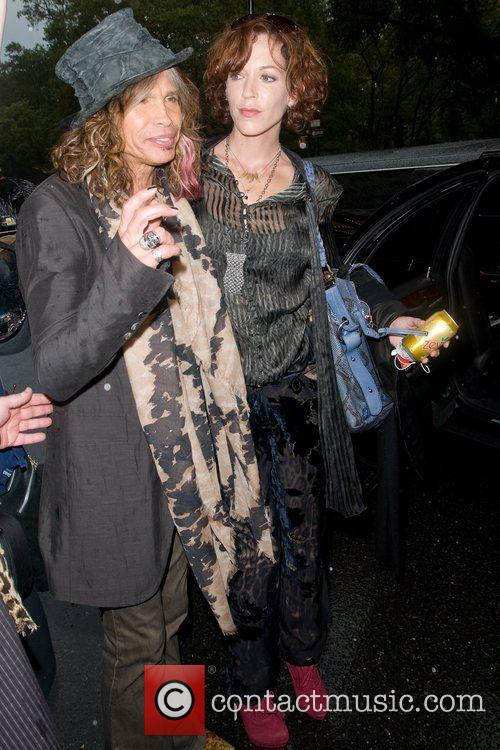 Steven Tyler, Erin Brady and Manhattan Hotel 3